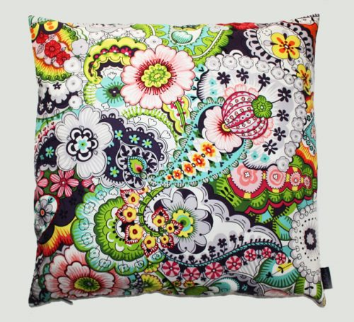 Pillow Cover with Alexander Henry Fabrics
