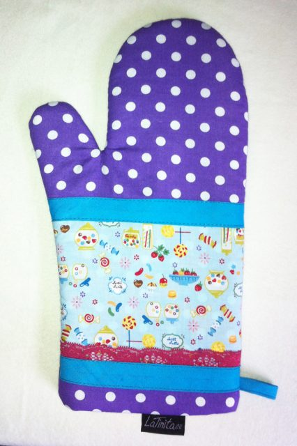 DIY E-Book Tutorial and Pattern Oven Glove