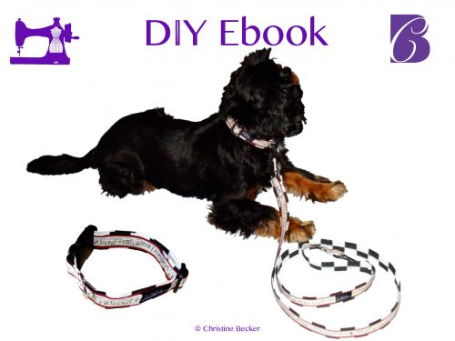 DIY E-Book Dog Leash & Collar