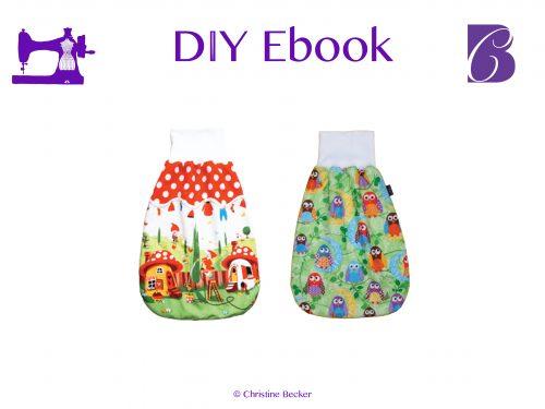 DIY Ebook Baby Sleep Sack