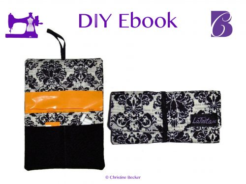 E-Book Tutorial and Pattern Tobacco Pouch