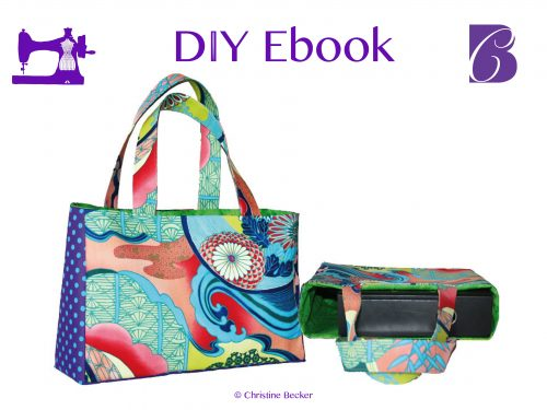 DIY Ebook Bag Eva