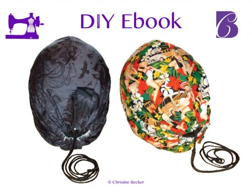 DIY E-Book Tutorial Helmet Bag