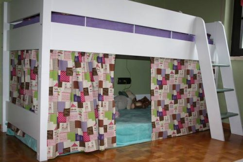 Curtain for Bunk Bed